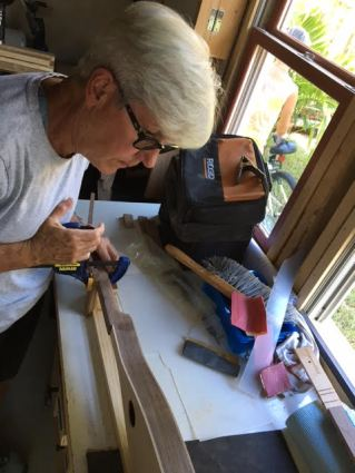 Laura clamping